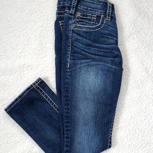 Silver Jeans Suki Capri Size 26